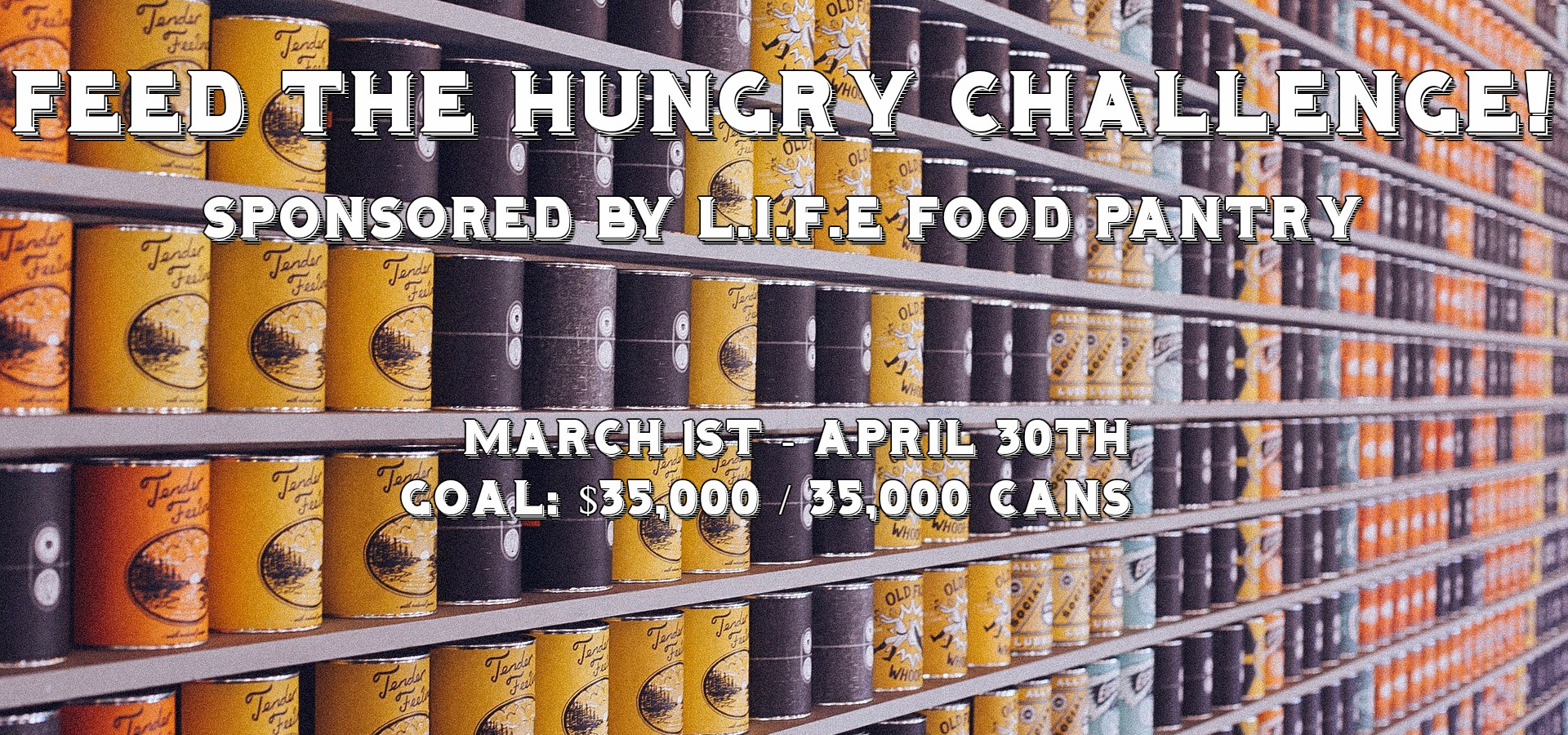 Feed the Hungry Challenge